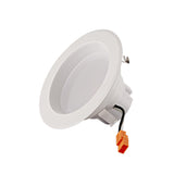 4 in.  LED Downlight 13W 910 lumens - 2700K - Energy Star - JA8 -CEC