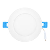 "4 in. Ultra Thin LED Downlight 10W 650 lumens - Energy Star - <font color=""red""><B> 5 Selectable CCT</FONT></B> - 2700K to 5000K"
