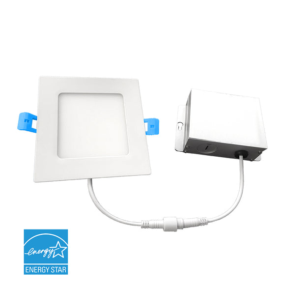 6 in. LED Downlight 12W 900 lumens - 3000K - Energy Star | Led Downlight