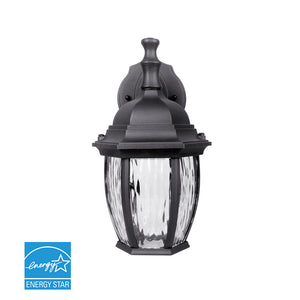 Integrated Outdoor LED Wall Lantern | Wall Lights