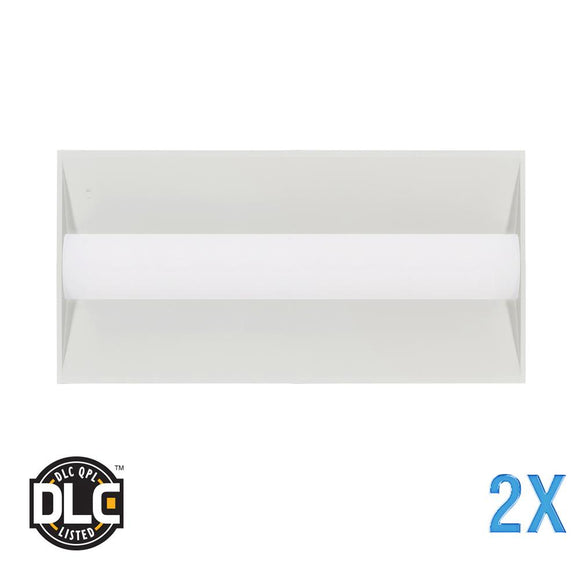 2 x 4 LED Troffer - 36 Watt | Light Fixtures