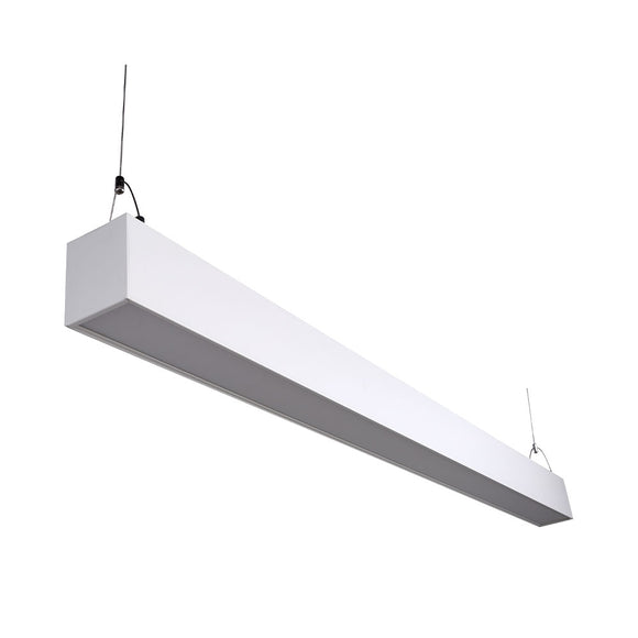 LED Architectural Suspended Up & Down Light with CCT Selectable