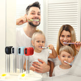 Toothbrush UV-C Sterilizer | White-M2