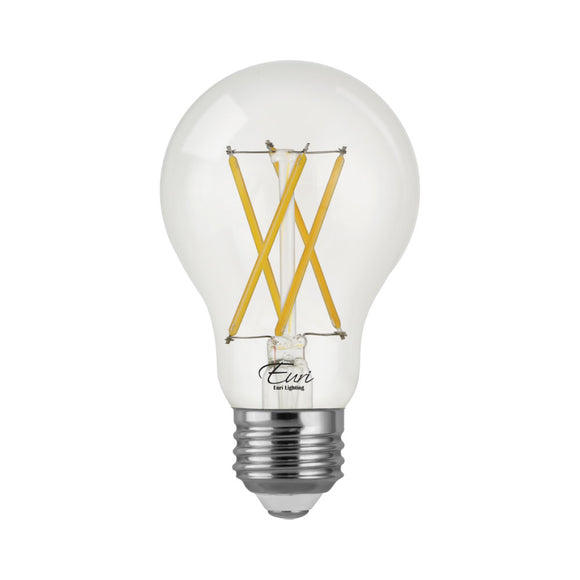 LED Filament A19 Bulb 7W 800 Lumens 3000K | Led Lights