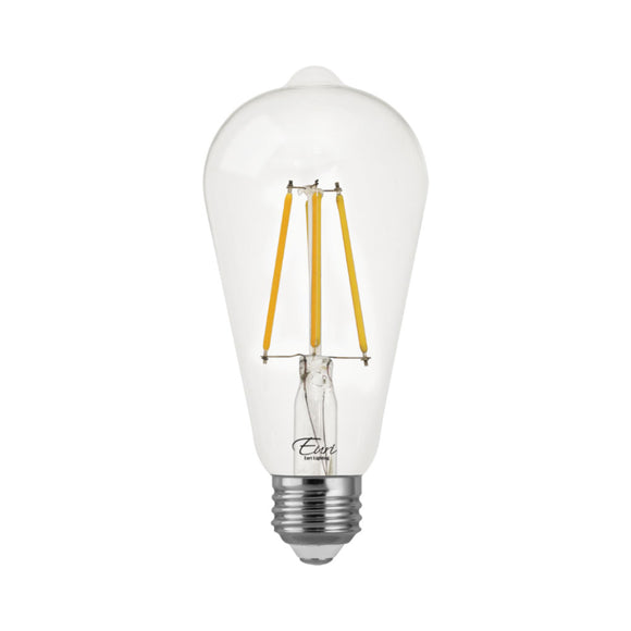 LED Filament ST19 Bulb 7W 800 Lumens 2700K | Led Lights