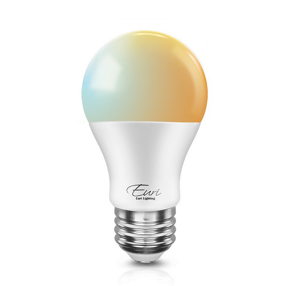 Smart WiFi Light A19 Bulb - Works with Amazon Alexa and Google Assistant | Led Lights