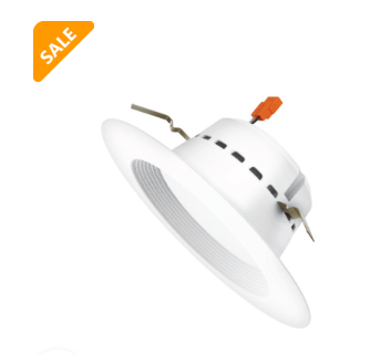 6 in. LED Downlight 13.5W 800 lumens - 4000K | Led Downlight