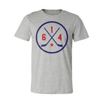 614 Hockey Original Logo Tee