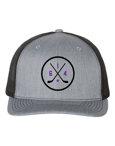614 Hockey Center Ice Foundation Hat