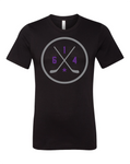 614 Hockey Center Ice Foundation Tee