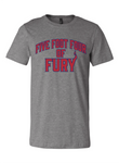 614 Hockey Five Foot Four of Fury Tee
