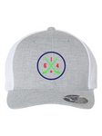 614 Hockey Original Logo Hat Retro