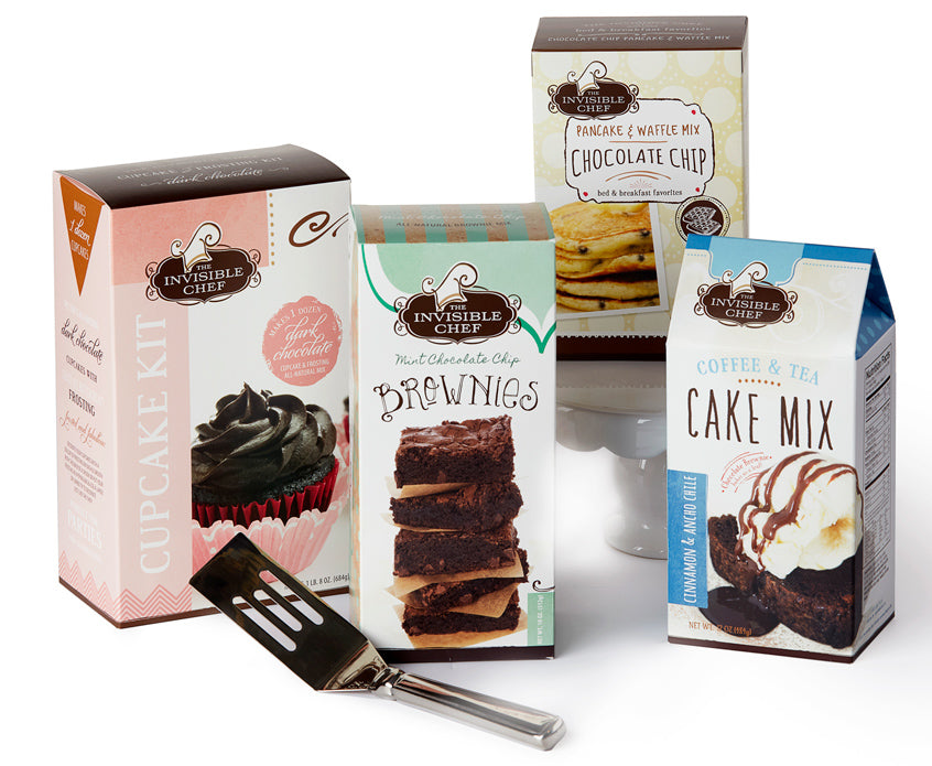 Baking Mix Gift Sets | The Invisible Chef