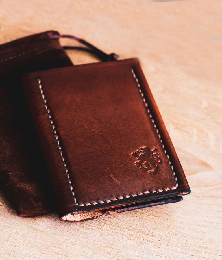 Top Grain Leather Wallet