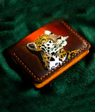 Leopard Personalized Wallet