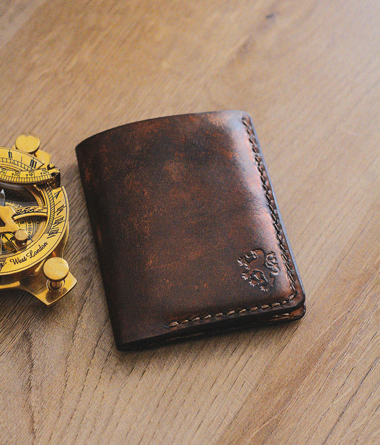Mens Designer Leather Wallet