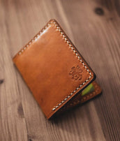 Leather Wallets Made in Usa