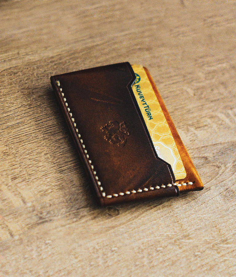 Front Pocket Leather Wallets