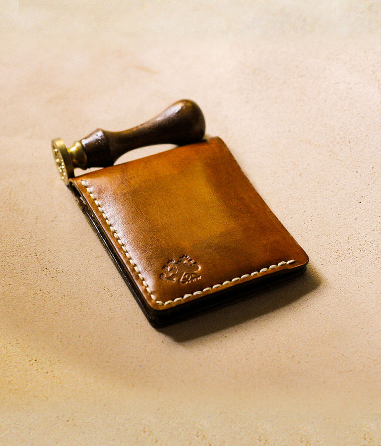 Italian Leather Man Wallet