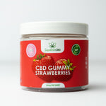 Supreme CBD Gummy Strawberries (10MG)