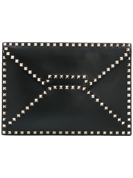 Rockstud Clutch Bag