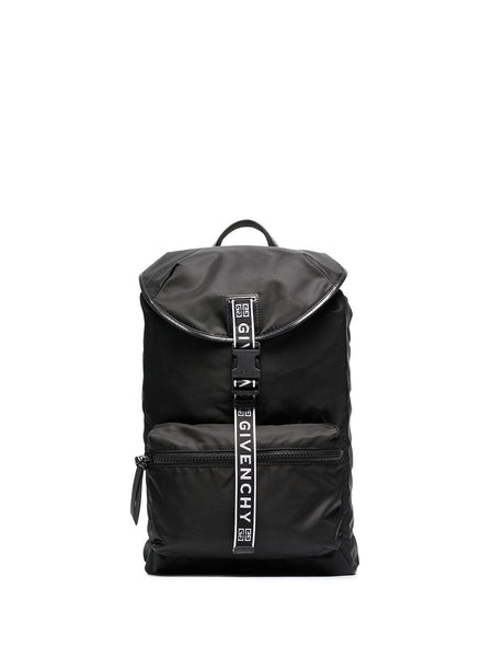 Black And White 4G Packaway Backpack