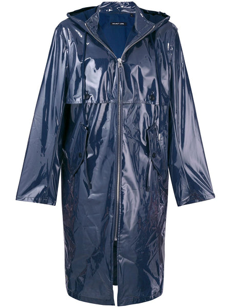Waterproof Zipped Coat
