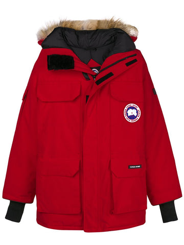 Canada Goose Red Expedition Padded Jacket
