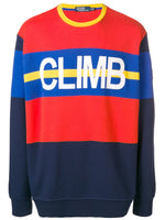 Hi Tech Colour-Block Sweatshirt