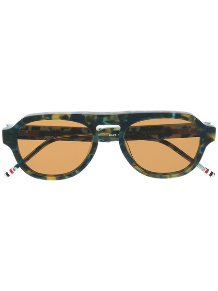 Navy Tortoise Sunglasses