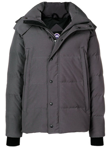 Canada Goose Graphite Padded Jacket