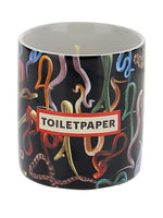 Toiletpaper Snakes Candle
