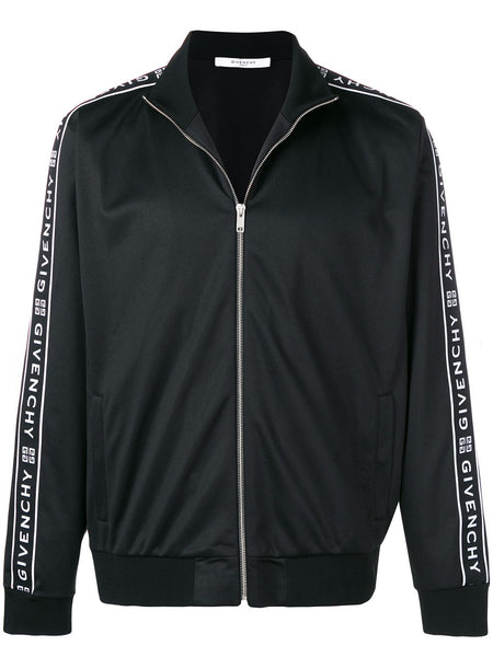 Ticker Logo Track Jacket