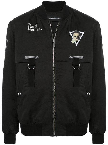 The Dead Hermits Bomber Jacket