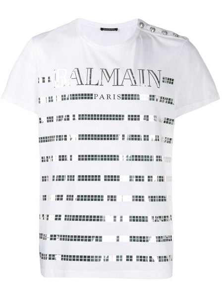 Mirrored Square T-Shirt