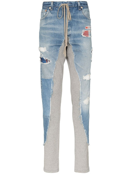 50/50 Terry Hybrid Track Jeans