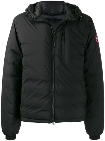 Canada Goose Black Lodge Padded Jacket