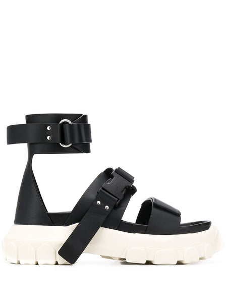 Larry Ankle Strap Sandals