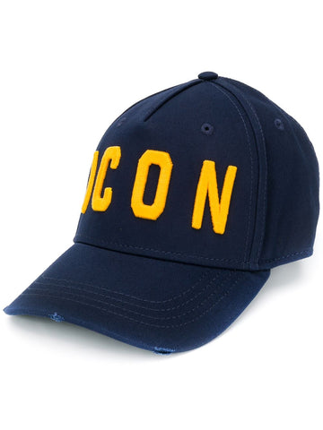 Dsquared2 Icon Cap Navy