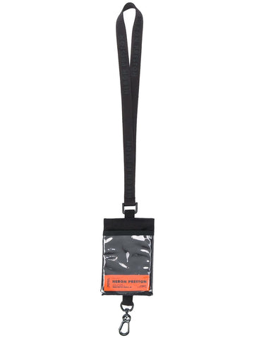 Heron Preston Passport Key chain