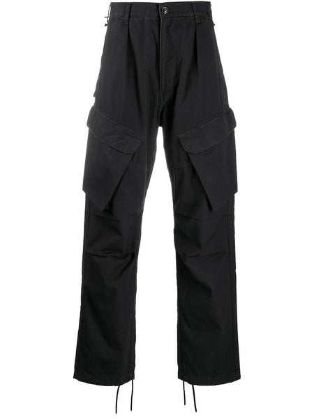 Front Flap Pocket Cargo Trousers