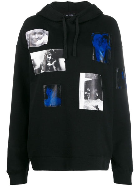 Patch Photo Hoodie