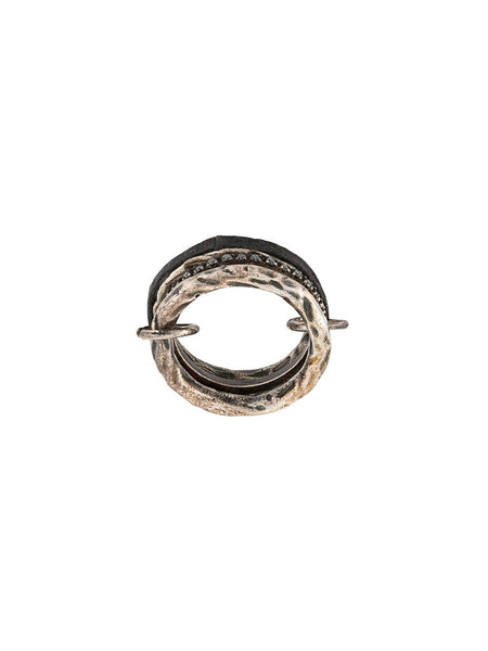 Textured Style Ring