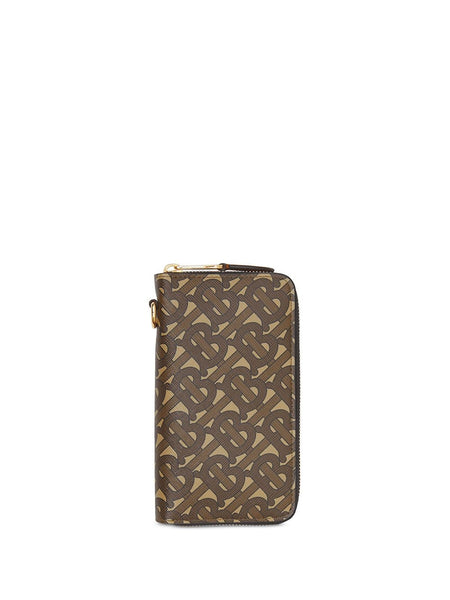 Monogram Ziparound Phone Wallet