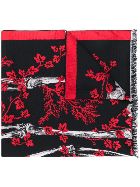 Ivy King And Queen Scarf