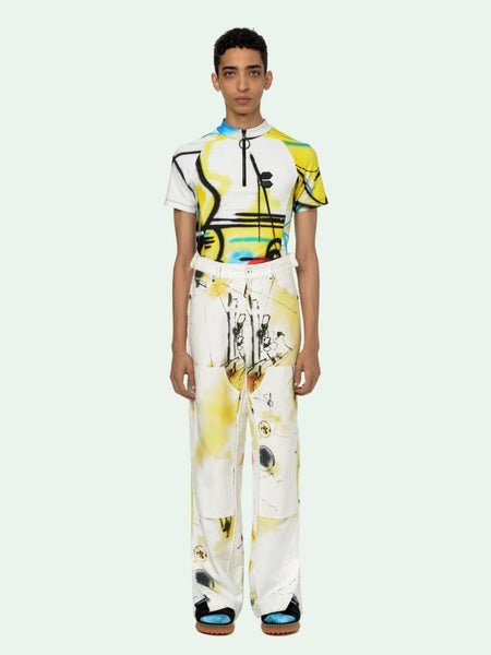 Futura Abstract Carpenter Trousers