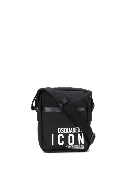 Icon Logo Crossbody Bag