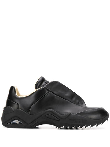 Maison Margiela Leather Future Sneaker Black