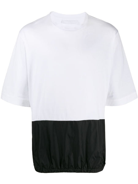 Two-Toned Oversized T-Shirt