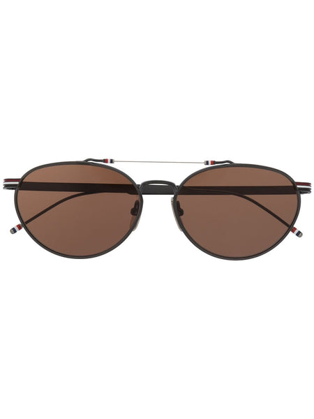 Aviator-Frame Sunglasses